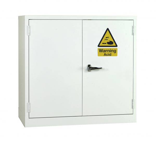 Chemical Storage Cabinet by Step and Store