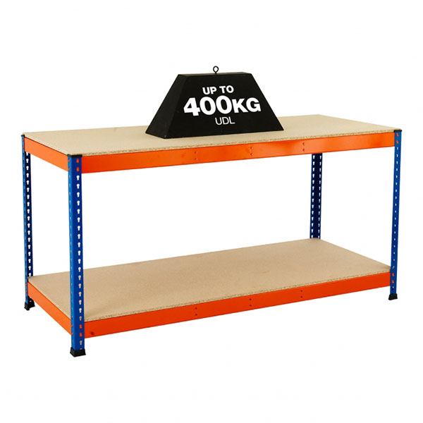 Big 400 Workbenches by Step and Store