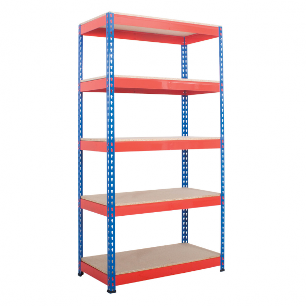 Boltless Shelving by Step and Store