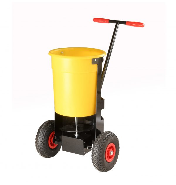 Grit Spreader by Step and Store