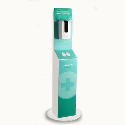Hand Sanitiser Dispenser Units