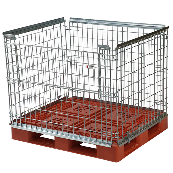 Pallet Boxes & Cages