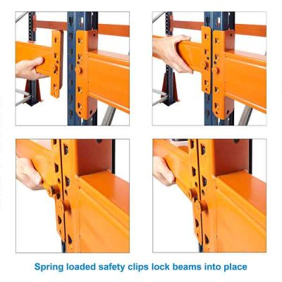 Pallet Racking Beams by Step and Store
