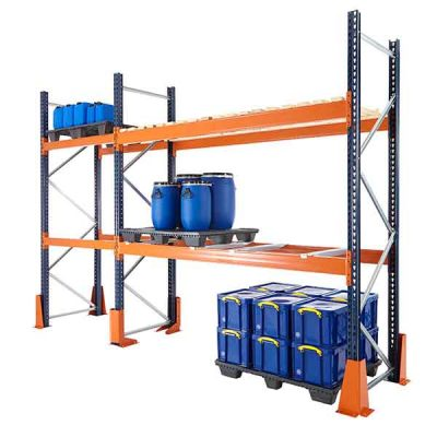 Pallet Racking Frame by Step and Store
