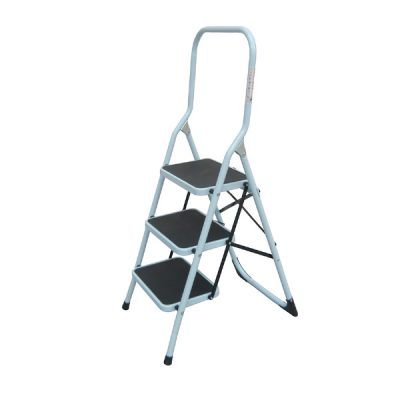 Folding safety step stool from Horizon at Step and Store