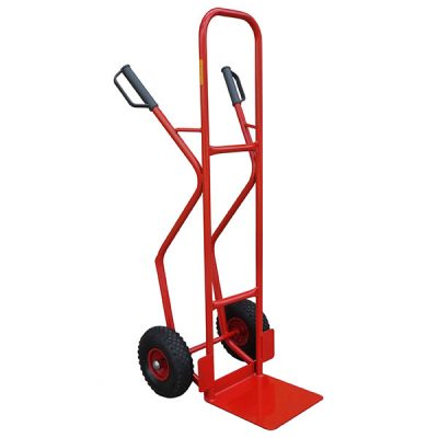 Budget Tall Back Universal Sack Truck by Step and Store