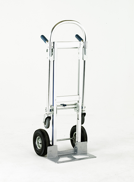 Aluminium Dual Purpose Sack Truck by Step and Store