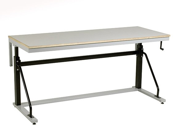 Shop Cantilever Adjustable Height Workbench online StepandStore.co.uk