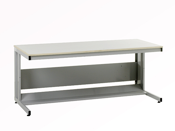 Cantilever Frame Workbench by Step and Store