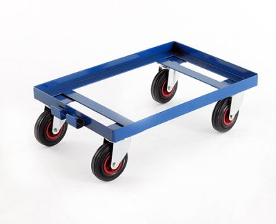 Euro Container Dolly by Step and Store
