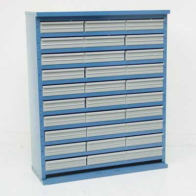 30 Drawer Cabinet Large Drawers by Step and Store