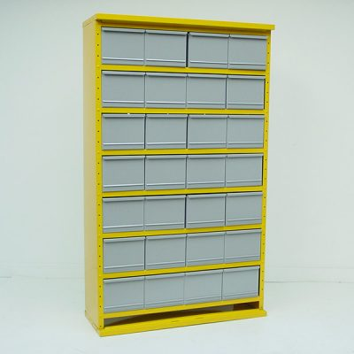 20 Drawer Cabinet by Step and Store