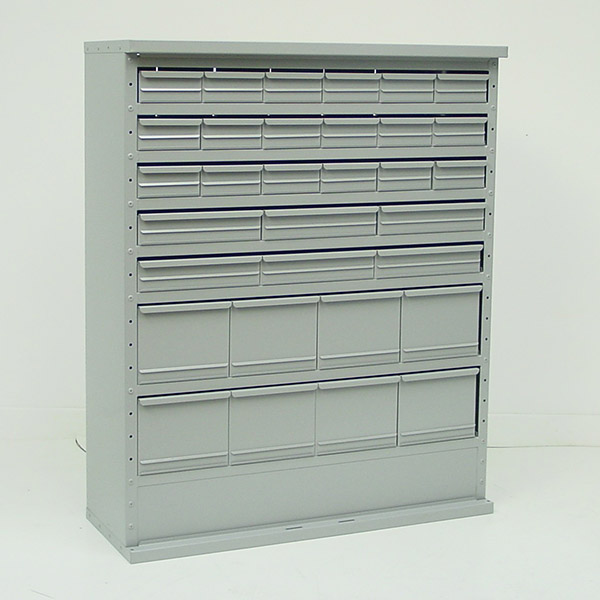 32 Drawer Combination Cabinet by Step and Store