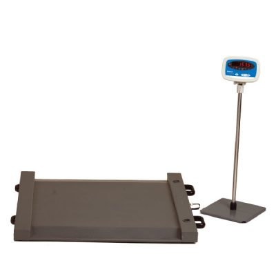 Drum Weigher / Floor Scale by Step and Store