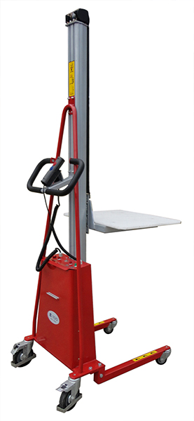 Budget Electric Mini Lifter by Step and Store