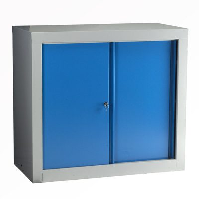 Euro Double Sliding Door Unit 1000mm Wide by Step and Store