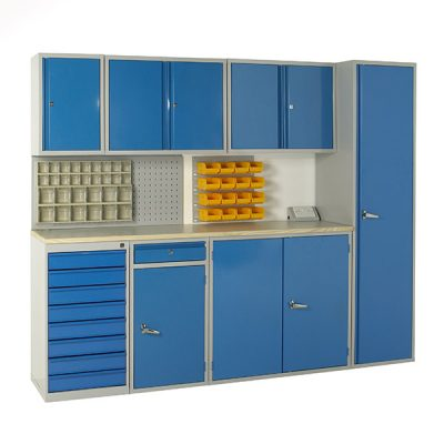 Complete Euro Cabinet Workshop by Step and Store