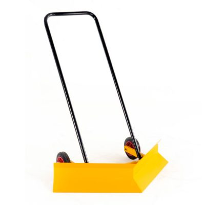 V Blade Snow Plough from Step and Store