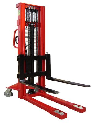 1000kgs Adjustable Standard Stacker by Step and Store