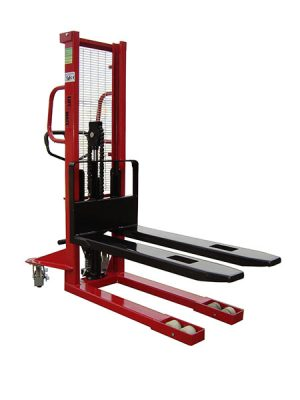 1500kgs 1600mm Standard Stacker by Step and Store