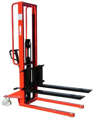 500kgs 1600mm Standard Stacker by Step and Store