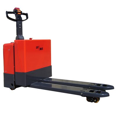 Electric Pallet Truck by Step and Store
