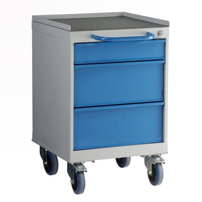 Drawer Mobile Unit 600mm High by Step and Store