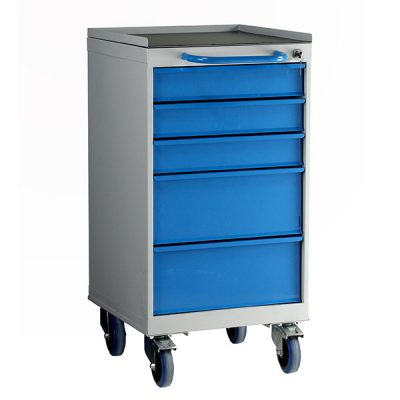 Drawer Mobile Unit 800mm High by Step and Store