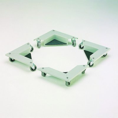 400kgs Rolling Corners by Step and Store