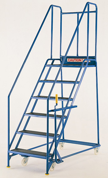 Steptek Quality Blue Range Step from Step and Store