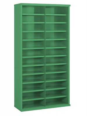 24 Steel Bin Cabinet by Step and Store