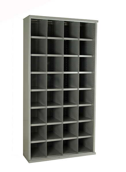 32 Steel Bin Cabinet by Step and Store