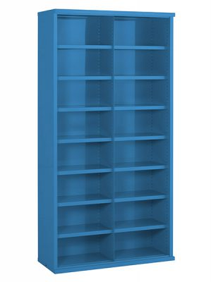 16 Steel Bin Cabinet by Step and Store