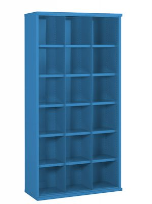 18 Steel Bin Cabinet by Step and Store