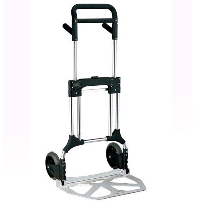 200kg - Telescopic Folding Sack Truck by Step and Store