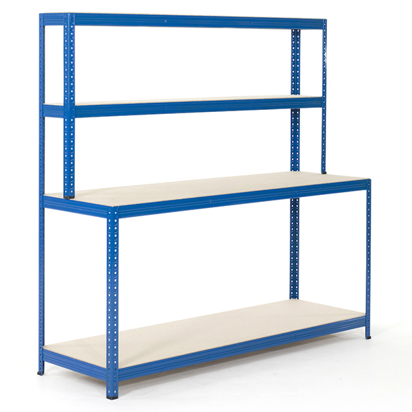 Workstation online and Step and Store