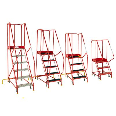 Heavy Duty Step Ladders | Premier Commercial BS Steps | Step and Store