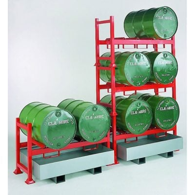 Drum Storage & Racking