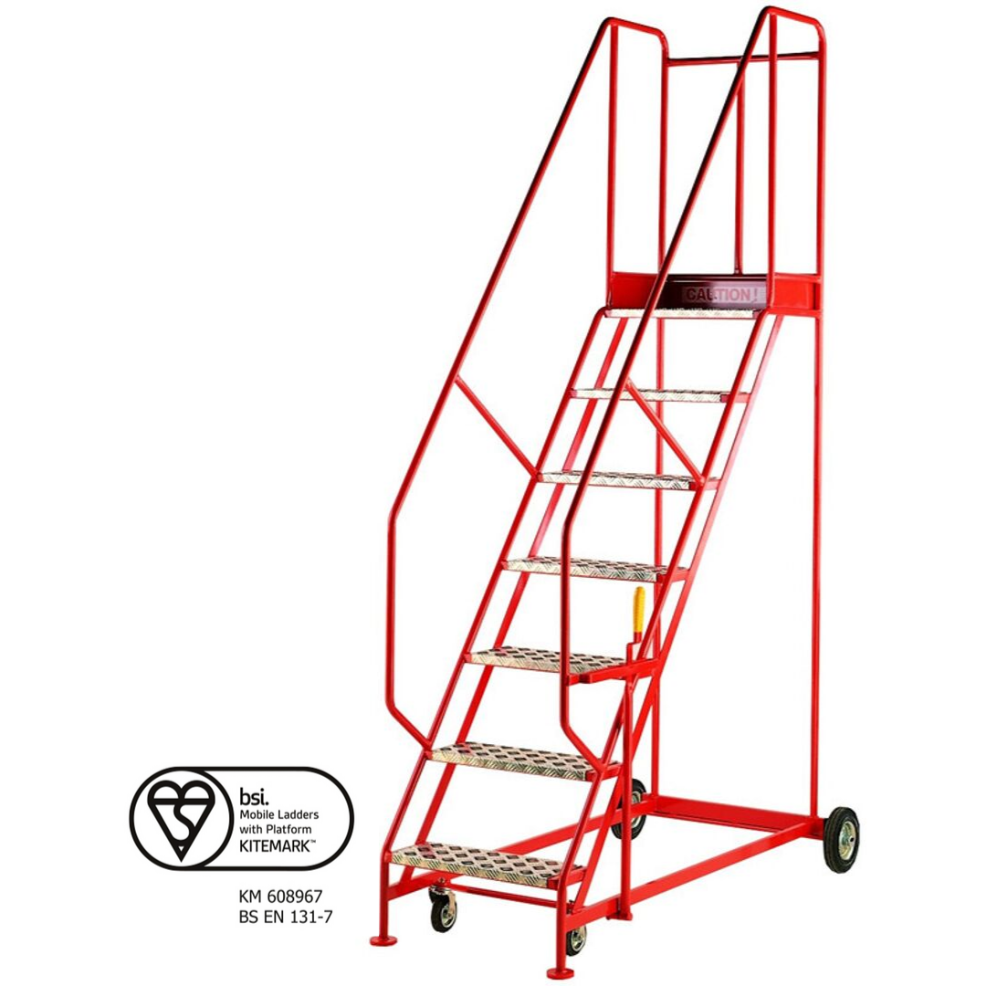 Steptek Red Range Mobile BS Step by Step and Store Ltd on sale now
