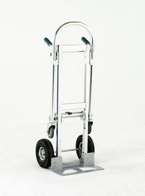 Aluminium Dual Purpose Sack Truck by Step and Store