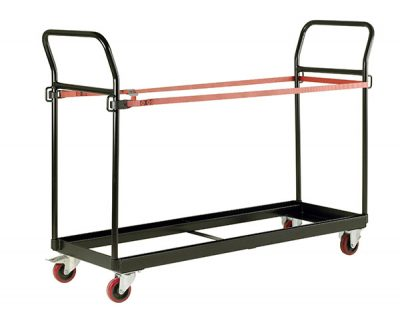 Upright Chair Truck by Step and Store
