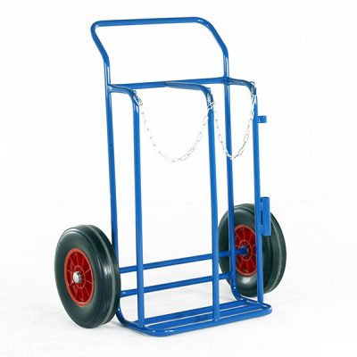 Welders Trolley by Step and Store